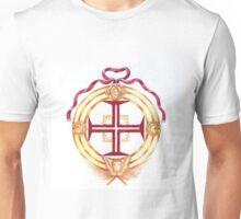 Cruz de Cristo. Charola. Tomar.Portugal Unisex T-Shirt