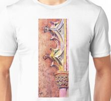 Mosteiro da Batalha. The Stone Art of Master Architects. Unisex T-Shirt