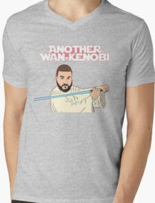 Dj Khaled - Another Wan-Kenobi  Mens V-Neck T-Shirt