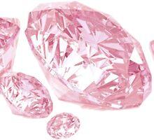 pink diamonds by bozobaby2