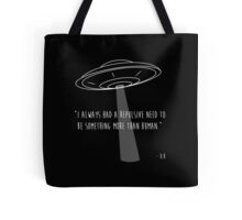 BOWIE UFO Tote Bag