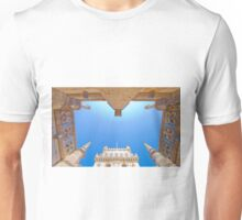 belem tower cloister. Unisex T-Shirt