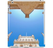 belem tower cloister. iPad Case/Skin