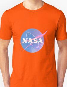 purple nasa T-Shirt