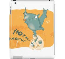 Boo.. iPad Case/Skin