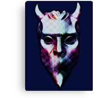 FANCY NAMELESS GHOUL - prism Canvas Print