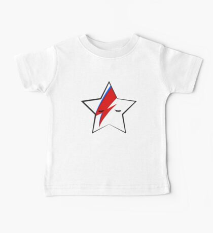 BOWIE STARFACE Baby Tee