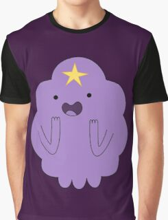 LUMPY SPACE PRINCESS Graphic T-Shirt