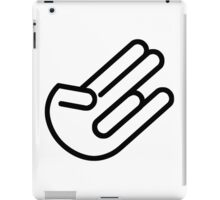 Shocker iPad Case/Skin