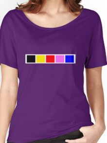 Power Rangers In Space 1 Women's Relaxed Fit T-Shirt