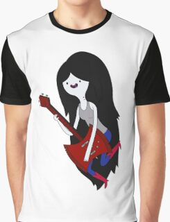 MARCELINE ADVENTURE TIME Graphic T-Shirt