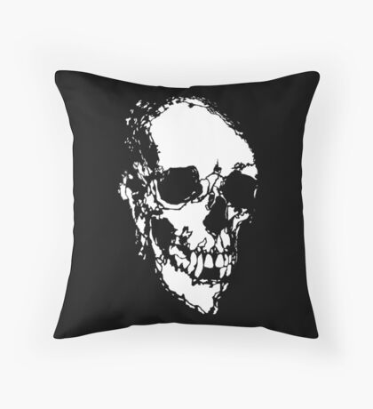 Mary Jane Inverted - Tee Print Throw Pillow