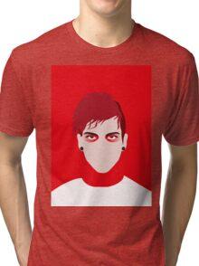 Josh Dun minimalism Tri-blend T-Shirt