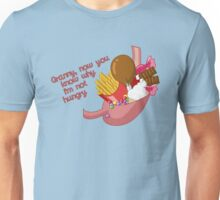 Granny, I'm not hungry Unisex T-Shirt