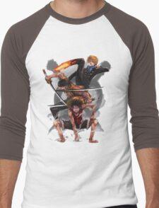 sanji Men's Baseball ¾ T-Shirt