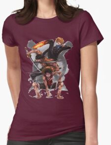 sanji Womens Fitted T-Shirt