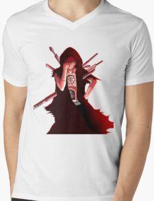 sasori Mens V-Neck T-Shirt