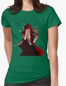 sasori Womens Fitted T-Shirt
