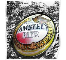 Amstel Bier  Poster