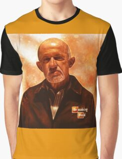 Breaking Bad - Mike Ehrmantraut Graphic T-Shirt