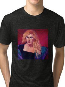 Portrait of Marina Tri-blend T-Shirt