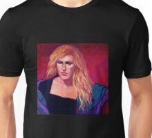 Portrait of Marina Unisex T-Shirt
