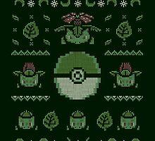 Gotta Stitch 'Em All: Grass by Typhoonic