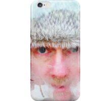 Winter Man iPhone Case/Skin