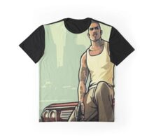 gta san andreas Graphic T-Shirt