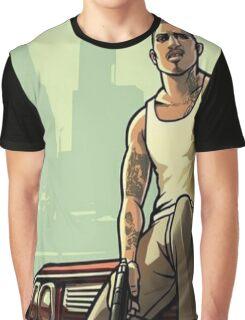 gta san andreas Graphic T-Shirt