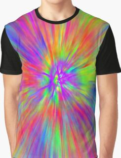 abstract design trippy Graphic T-Shirt