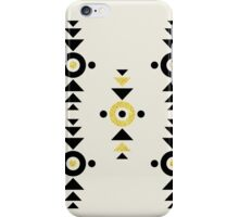 Abstract Tribal #4 iPhone Case/Skin