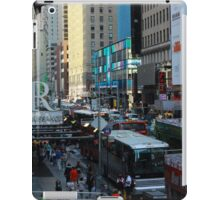 New York, New York iPad Case/Skin