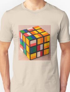 Cube puzzle Unisex T-Shirt