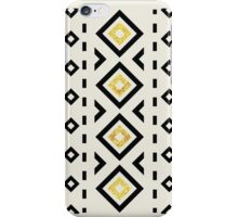 Abstract Tribal #5 iPhone Case/Skin