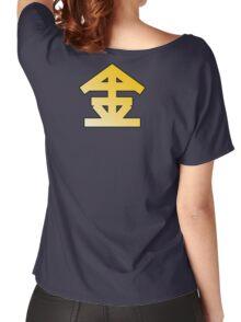 Kinkaku Gold Symbol Women's Relaxed Fit T-Shirt