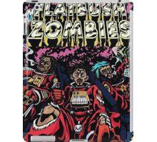 flatbush zombies 7 iPad Case/Skin