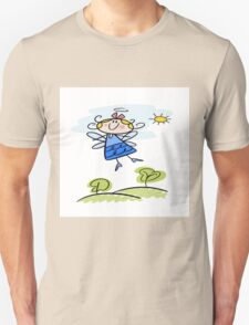 cute girl angel T-Shirt