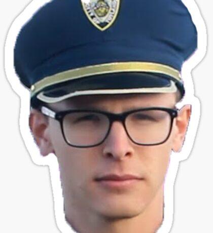 IDUBBBZ CONTENT COP Sticker