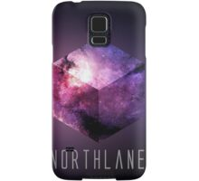 Northlane Discoveries Print Samsung Galaxy Case/Skin