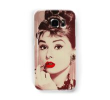 Audrey Hepburn, Breakfast at Tiffany's  Samsung Galaxy Case/Skin