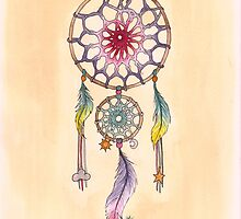 Dreamcatcher by Victoria Thorpe