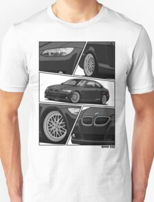 BMW E92 (black) T-Shirt