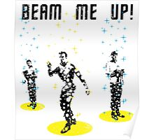 Star Trek - Beam me up! Poster