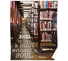 A Room Without Books... Poster