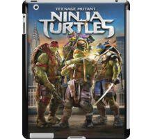 TEENAGE MUTANT NINJA TURTLES THE MOVIE iPad Case/Skin