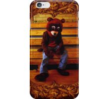 COLLEGE DROPOUT  iPhone Case/Skin