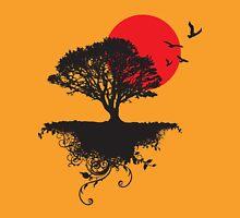 Red Sun Unisex T-Shirt