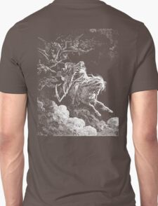 DEATH, Death on the Pale Horse, Revelation, Revenge, Gustave Doré, (1865), Revelations, Seven Seals T-Shirt