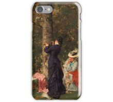 HUGO SALMSON, SOMETHING IN THE AIR iPhone Case/Skin
